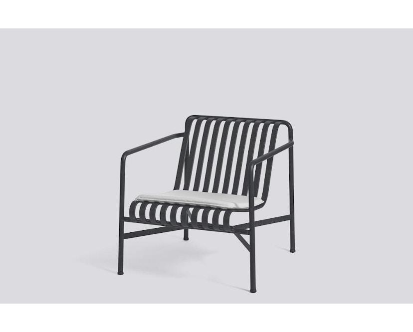 HAY - Sitzkissen für Palissade Lounge Chair Low und High - sky grey - 2