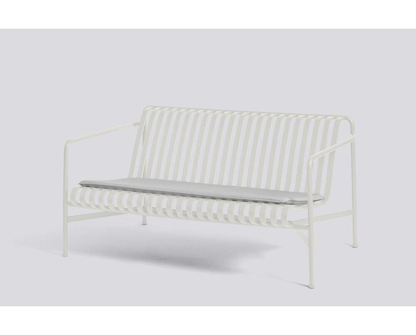 HAY - Sitzkissen für Palissade Lounge Sofa - sky grey - 2