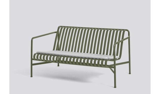 HAY - Sitzkissen für Palissade Lounge Sofa - sky grey - 4