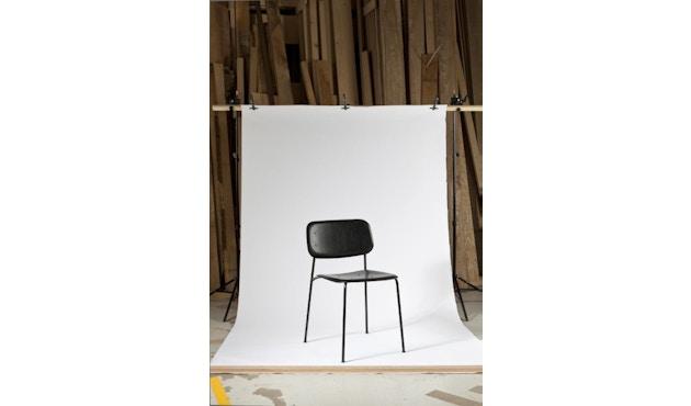 HAY - Soft Edge 10 Stuhl - Eiche herbstrot gebeizt - Gestell schwarz - 3