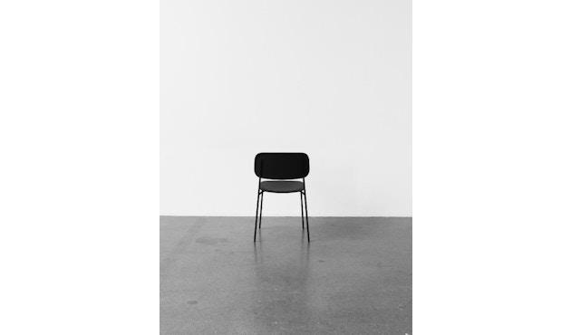 HAY - Soft Edge 10 Stuhl - Eiche matt lackiert - Gestell schwarz - 5