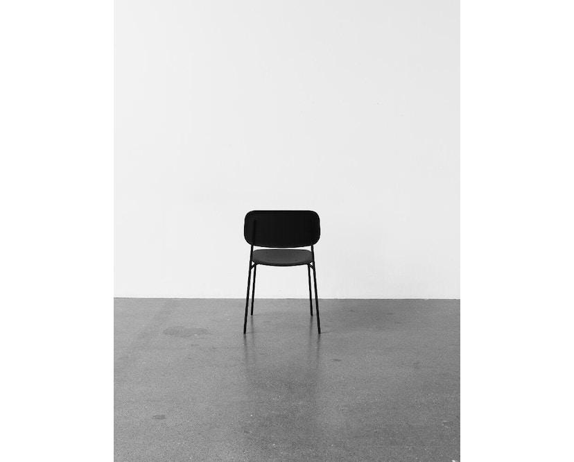 HAY - Soft Edge 10 stoel - zwart - zwart gebeitst - 6