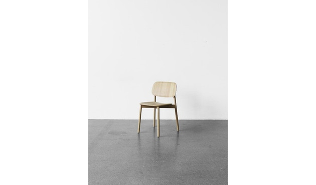 HAY - Soft Edge 12 Stuhl - Eiche klar lackiert - 4