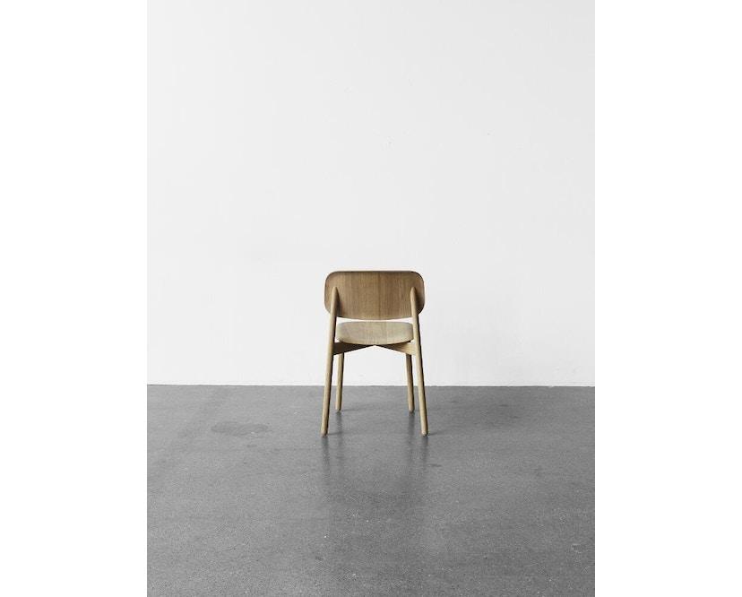 HAY - Soft Edge 12 Stuhl - Eiche klar lackiert - 5