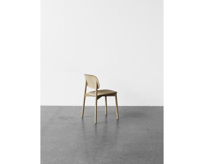 HAY - Soft Edge 12 Stuhl - Eiche klar lackiert - 6