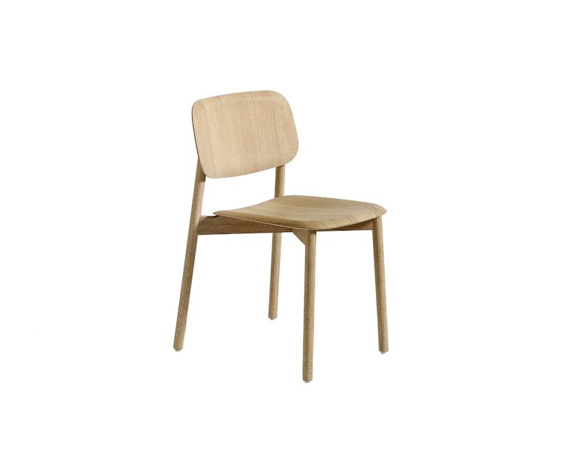 HAY - Soft Edge 12 Stuhl - Eiche klar lackiert - 1