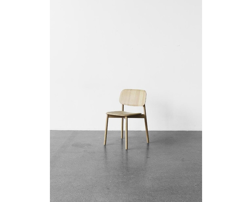 HAY - Soft Edge 12 Stuhl - Eiche matt lackiert - 4