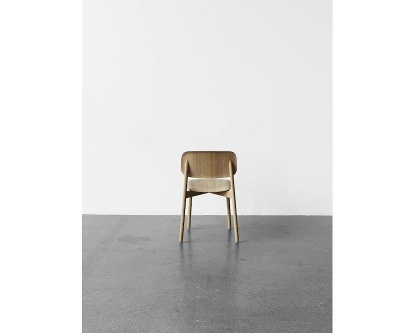 HAY - Soft Edge 12 Stuhl - Eiche matt lackiert - 5