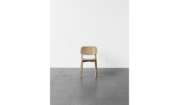 HAY - Soft Edge 12 Stuhl - Eiche matt lackiert - 7