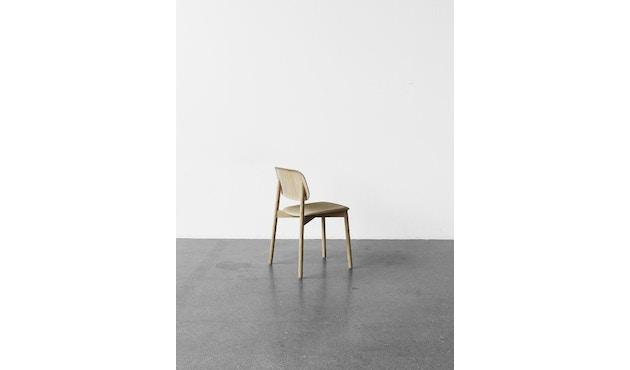 HAY - Soft Edge 12 Stuhl - Eiche schwarz gebeizt - 5