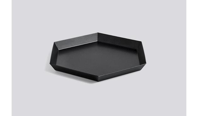 HAY - Tablett Kaleido S - black - 1