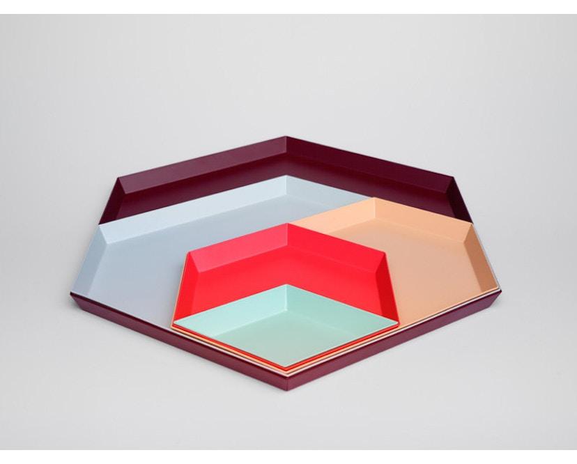 HAY - Tablett Kaleido S - black - 10