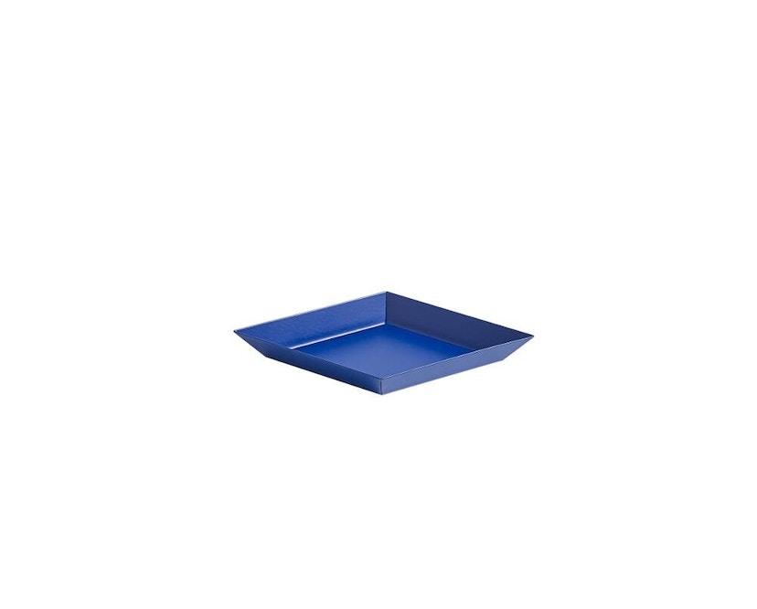 HAY - Tablett Kaleido L - schwarz - XS (19 x 11 cm) - koningsblauw - 1