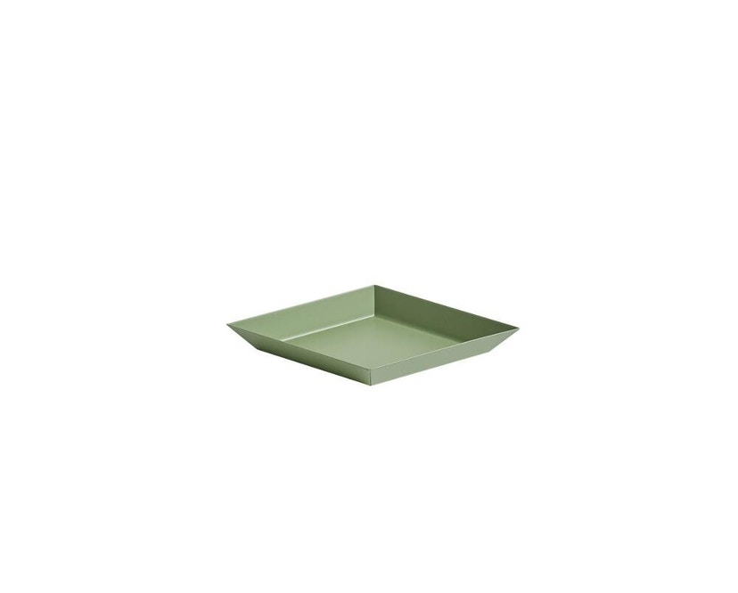 HAY - Plateau Kaleido - XS (19 x 11 cm) - vert olive - 1