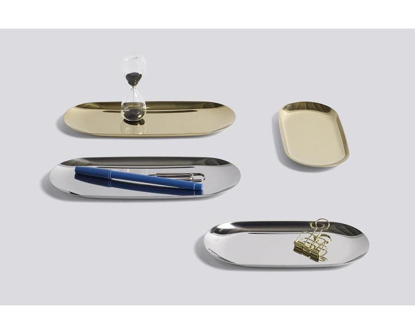 HAY - Tray Tablett golden - 2