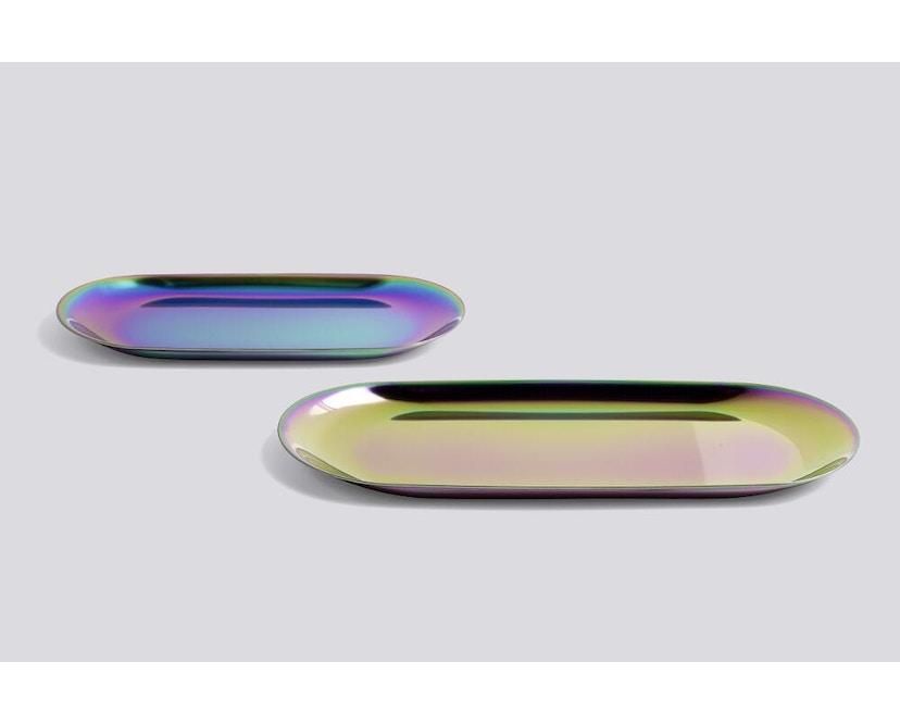HAY - Tray Tablett - silber - S - 2