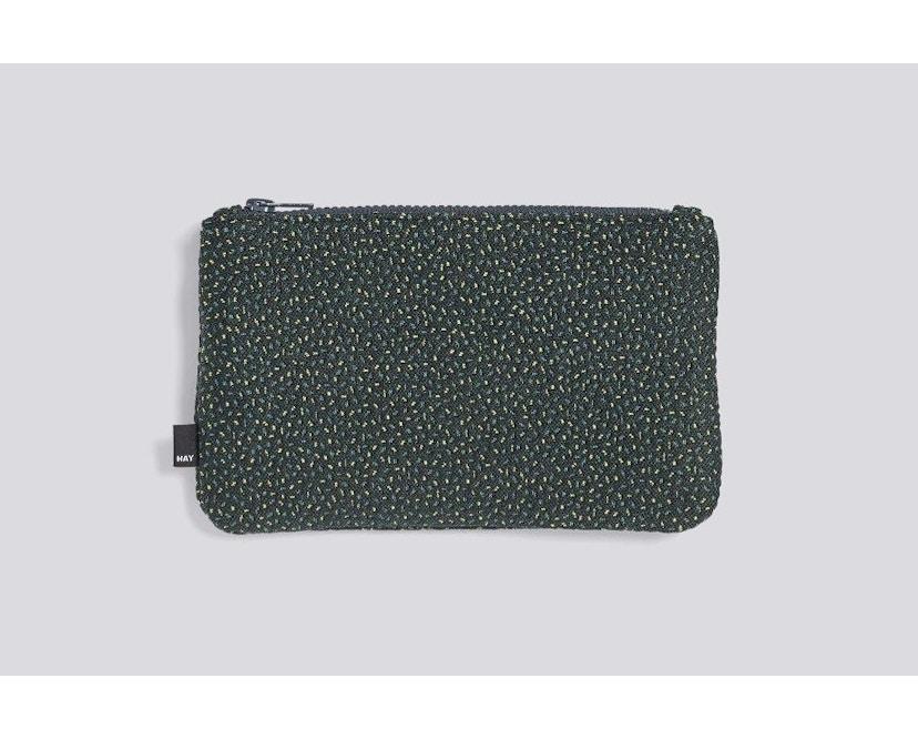 HAY - Zip Purse - vert tacheté - M 22,5 x 14 cm - 3