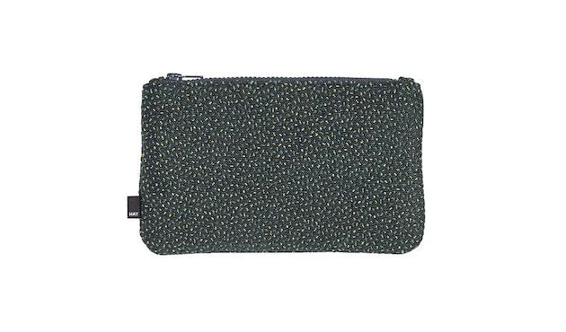 HAY - Zip Purse - vert tacheté - M 22,5 x 14 cm - 1