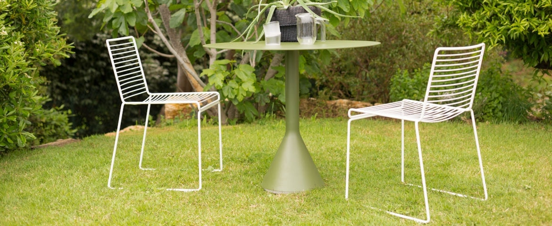 Hay Palissade Cone/Hay Hee Dining Chair