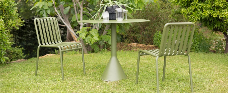 Hay Palissade Cone/Palissade Chair