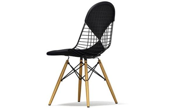 Vitra - Wire Chair DKW-2 - Hopsak - nero - Ahorn geelachtig - 1