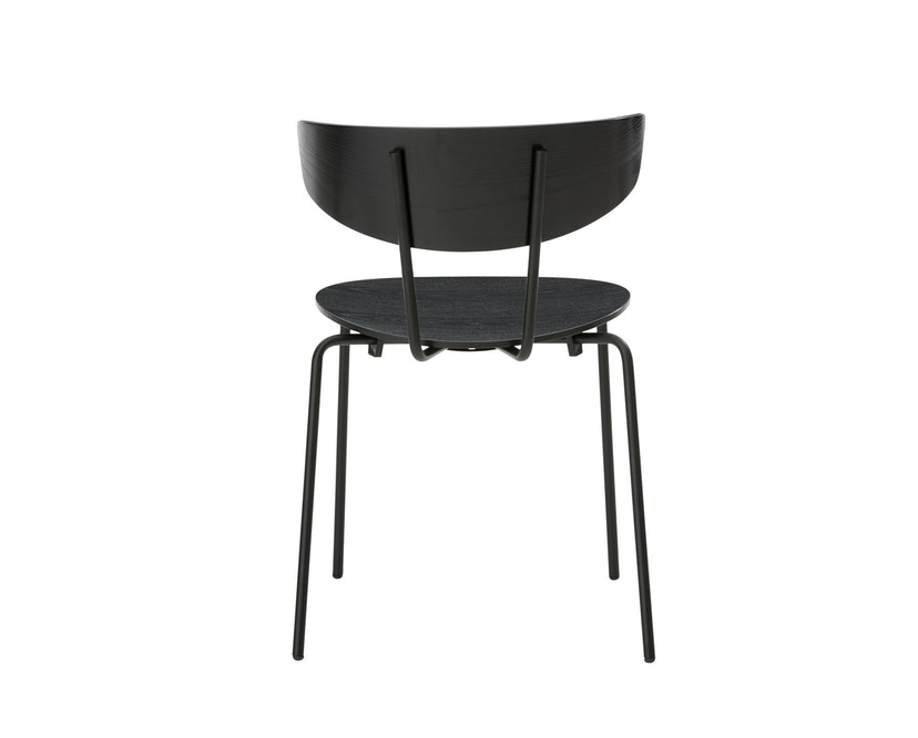 ferm LIVING - Chaise Herman - noir - 3