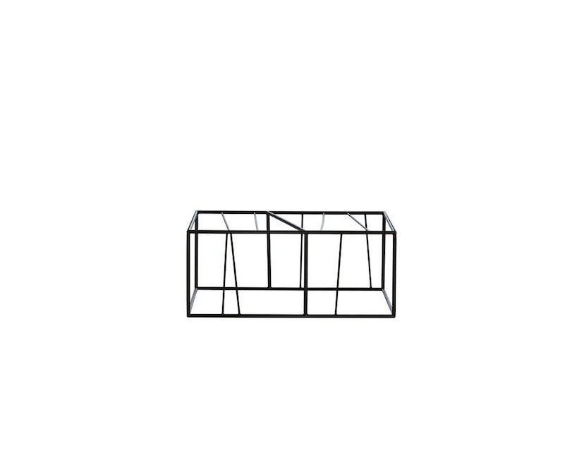 Driade - Hervé Outdoor Sitzhocker - Cipro Bianco 15 - 3