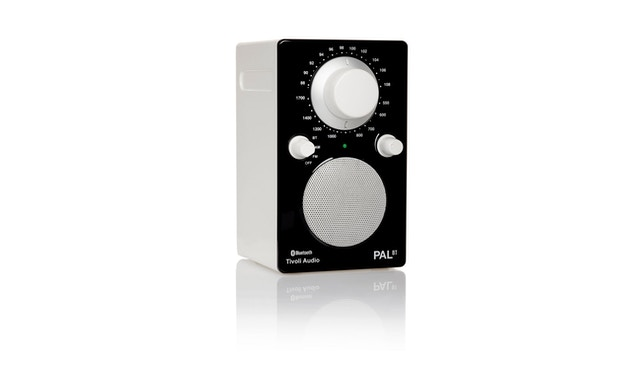 Tivoli Audio - Model Pal BT Radio - schwarz/weiß - 1