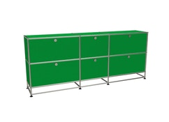 USM Haller - Highboard L - 6 battants - 3