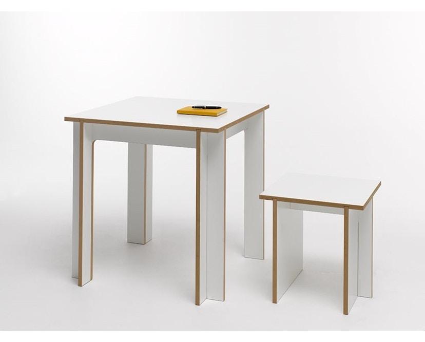 Tojo - Table de groupe - Tabouret - 12
