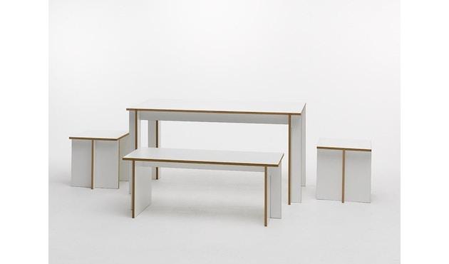 Tojo - Table de groupe - Tabouret - 13
