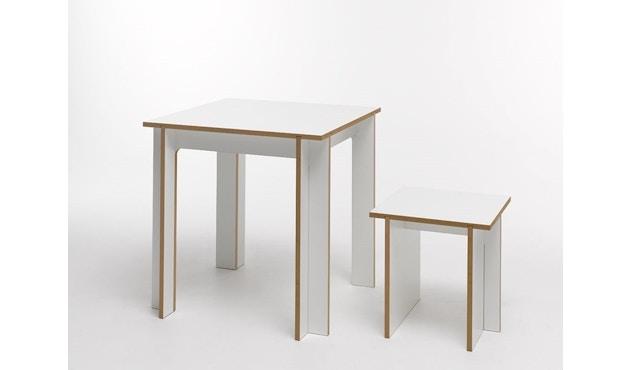 Tojo - Table de groupe - Tabouret - 10
