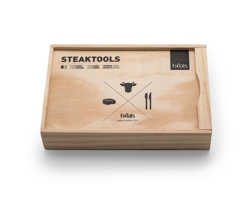 Höfats - BBQ Steakbesteck - 4