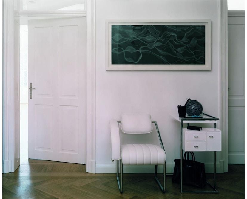Classicon - Table d'appoint Petite Coiffeuse  - noir brillant - 3