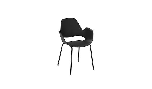 Houe - Falk Stuhl Metallgestell - Black - ohne Sitzkissen - 1