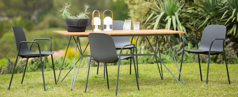 Houe Sketch Tisch/13eighty Stuhl