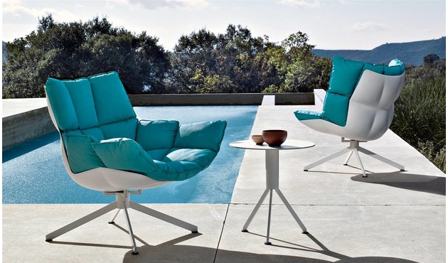 B & B Italia - Husk Sessel Outdoor - 4