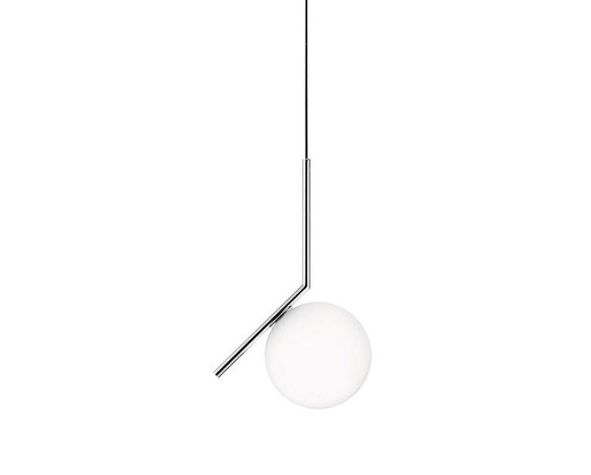 Flos - IC S2 hanglamp - chroom - S - 6