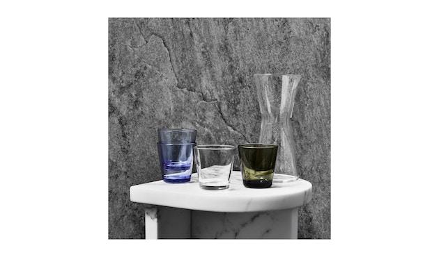 Iittala - Kartio 2er Set Glas, 0,2l - hellblau - 4