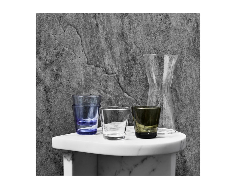 Iittala - Kartio 2er Set Glas, 0,2l - emerald - 3