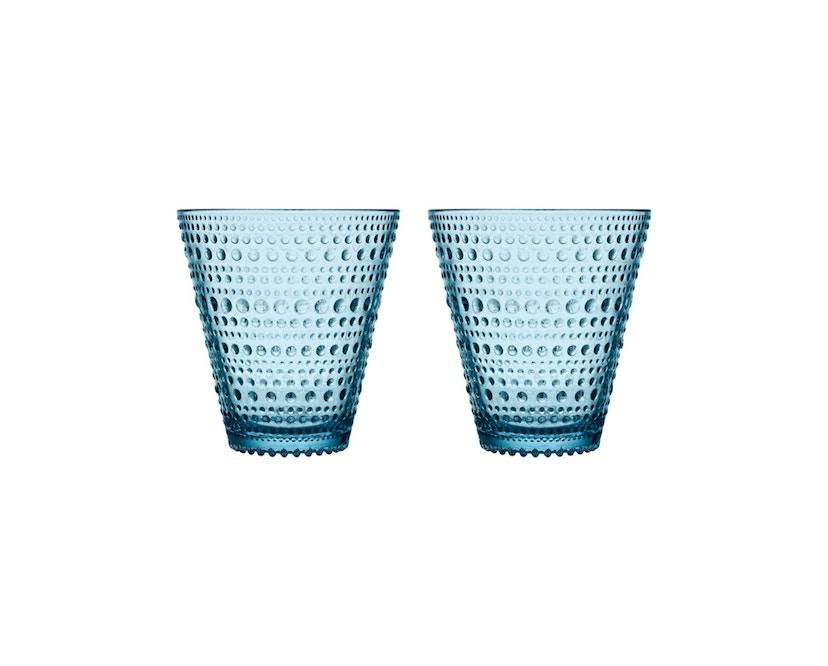 Iittala - Kastehelmi Glas - aqua - 2
