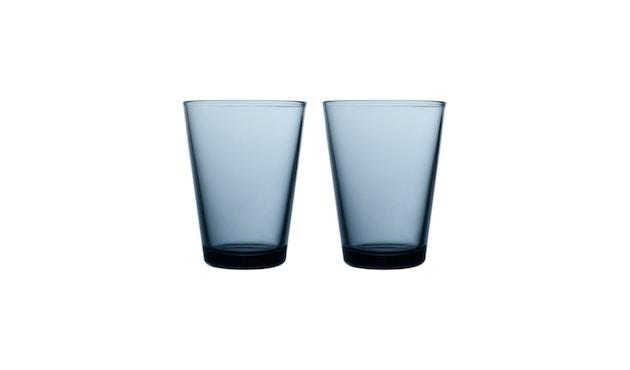 Iittala - Kartio 2er Set Glas, 0,4l - regen - 1