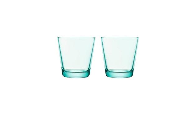 Iittala - Kartio Glazen - watergroen - 2