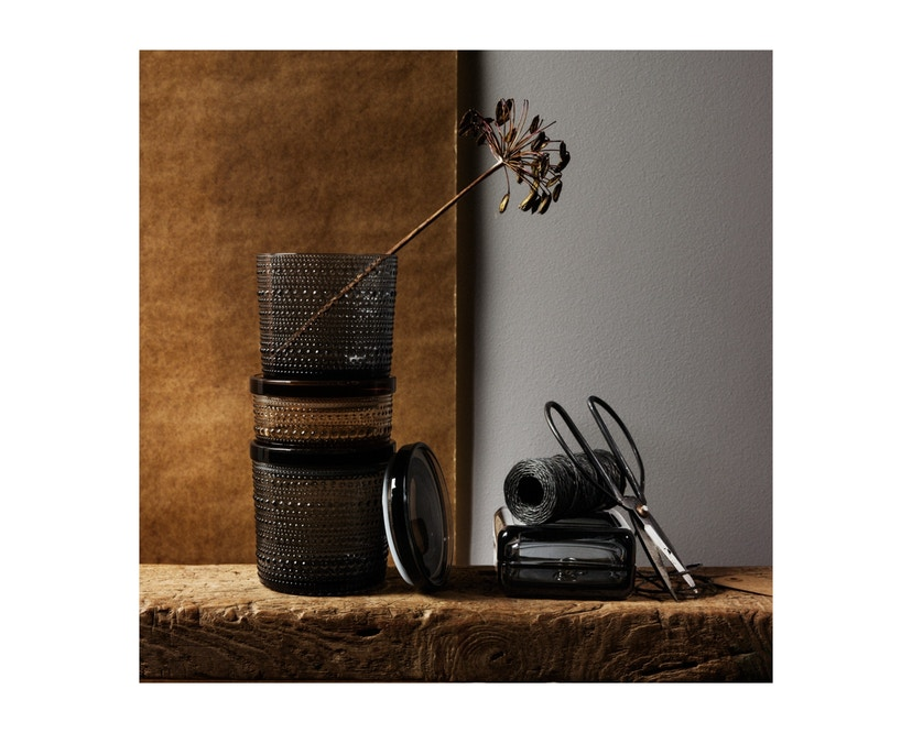 Iittala - Kastehelmi Dosen, 11,6x5,7cm - klar - 3
