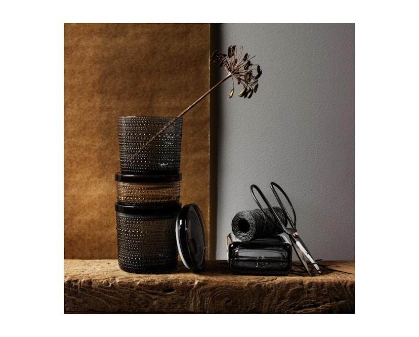 Iittala - Kastehelmi Dosen, 11,6x11,4cm - grau - 4