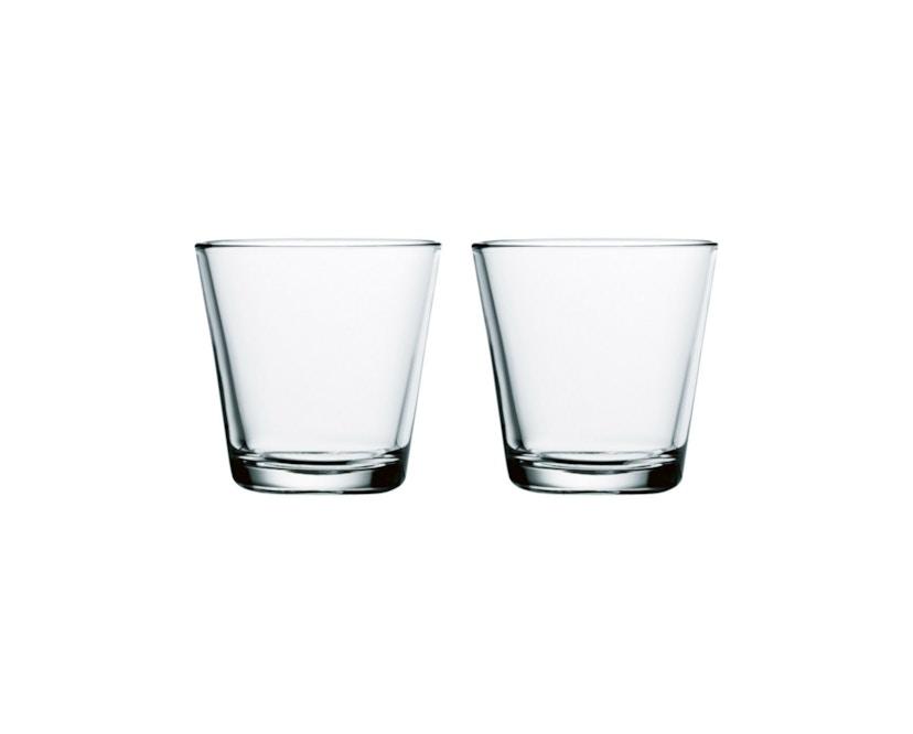 Iittala - Kartio 2er Set Glas, 0,2l - klar - 3