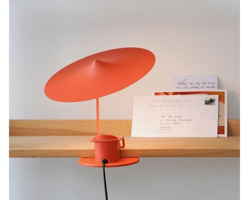 Wästberg - Ile w153 Multifunctionele lamp - Poppy Red - 3