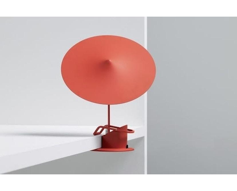 Wästberg - Ile w153 Multifunctionele lamp - Poppy Red - 5