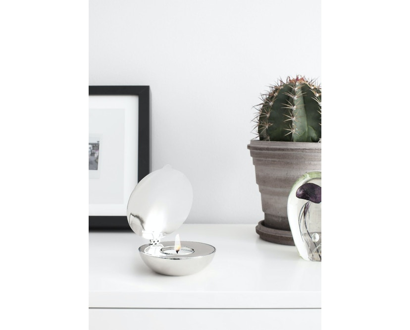 Shell Teelichthalter