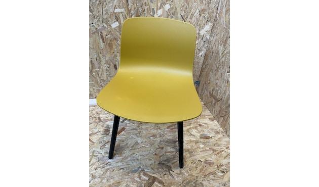 HAY - About a Chair AAC 12 - senfgelb - Gestell Eiche Schwarz